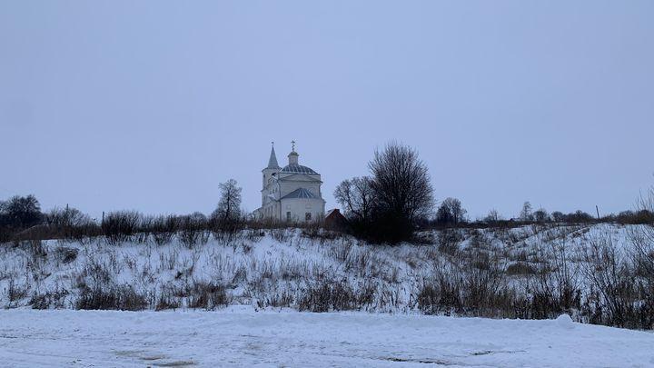 В Ефремове восстанавливают уникальный храм в честь Казанской иконы Божьей Матери