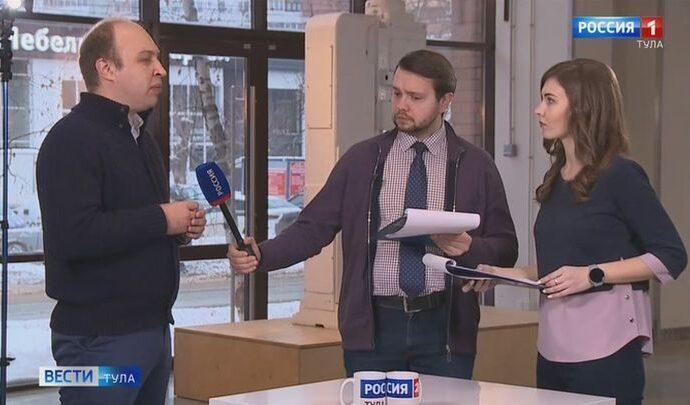Интервью. Дмитрий Ярцев