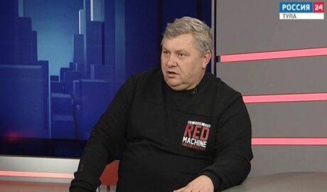 Интервью. Олег Жилкин
