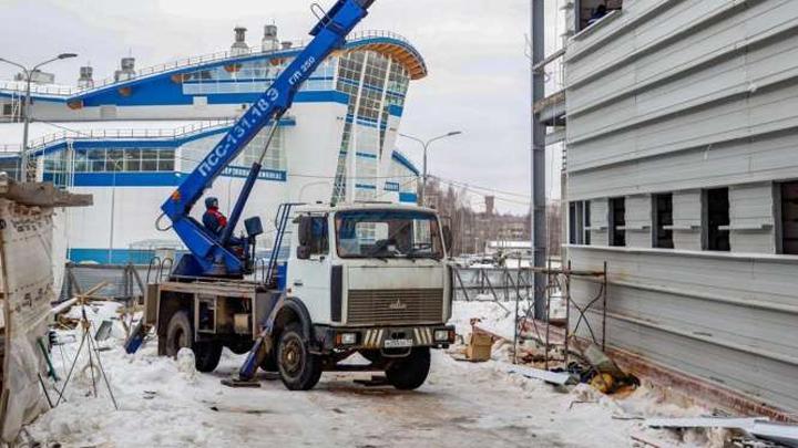 В Щёкине откроется Ледовый дворец