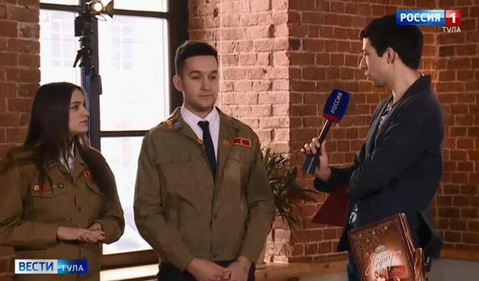 Интервью. Юлия Пешехонова и Артур Газаров