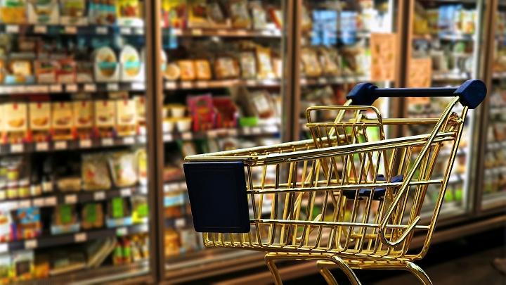 Торговля, розница, супермаркет