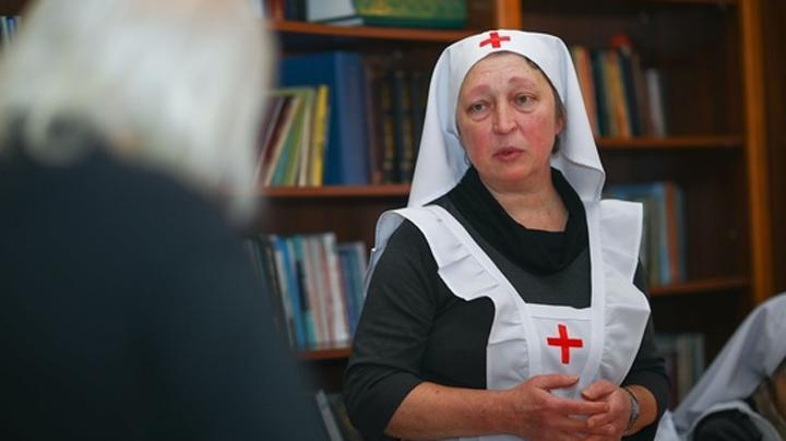 В Тульской области станет больше сестёр милосердия