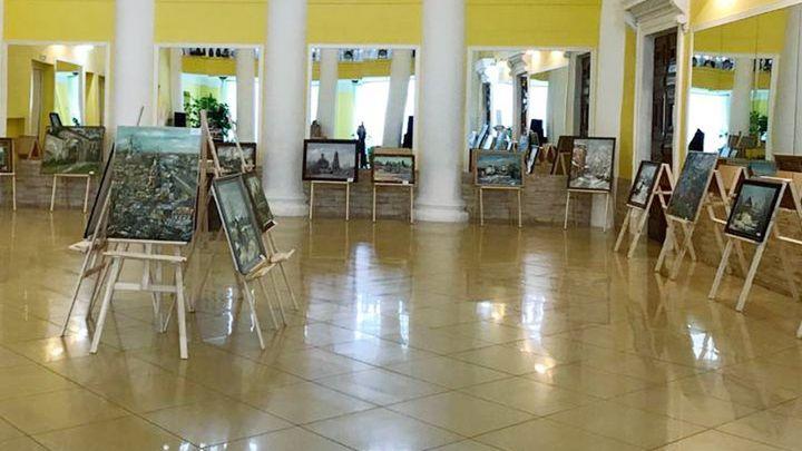 По Тульской области путешествует выставка «АртПередвижение»