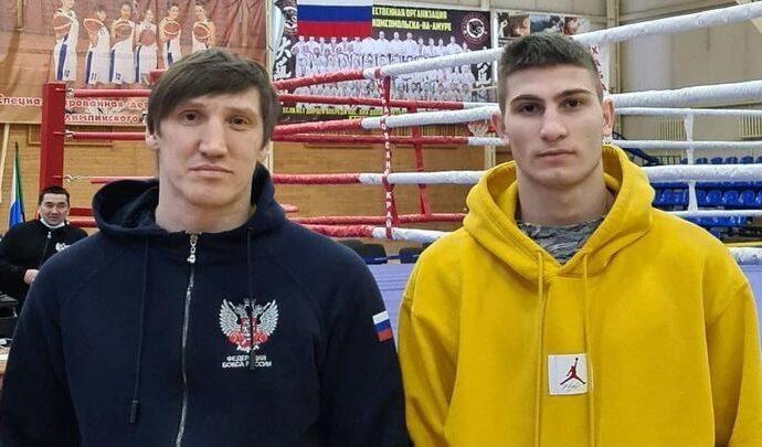 Тульский боксёр Исмаил Ганижев вышел в полуфинал международного турнира