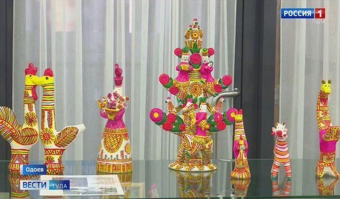 Музей филимоновской игрушки приглашает туляков в Одоев