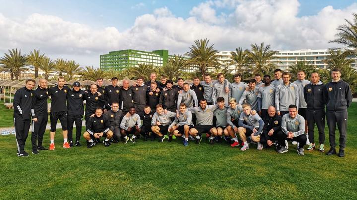 Тульский «Арсенал» отправляется на третий сбор в Турцию