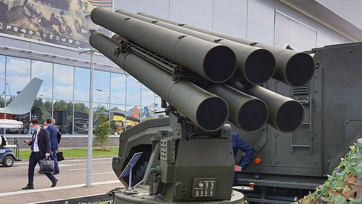 В Туле усовершенствуют ракетный комплекс «Гермес»