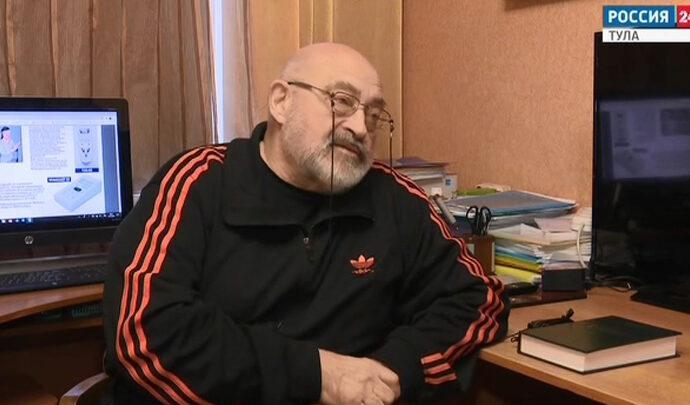 Александр Хадарцев. Создатель медицинского института в Туле
