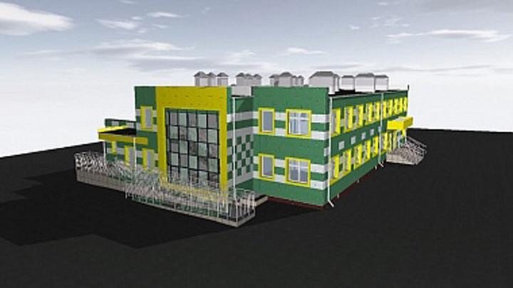 В Алексине приступили к строительству нового детского сада
