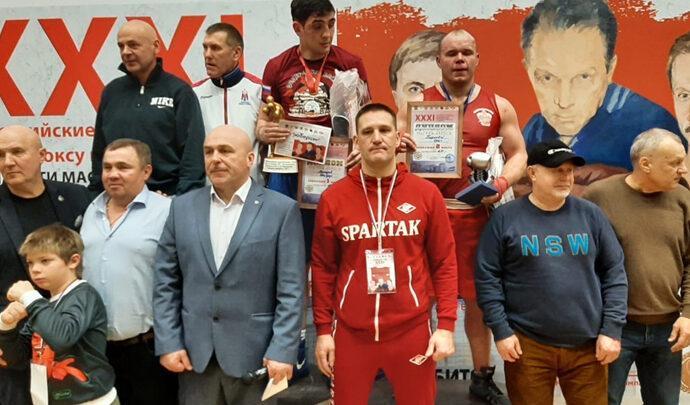 Туляк Олег Биржевой занял второе место на Всероссийском турнире по боксу