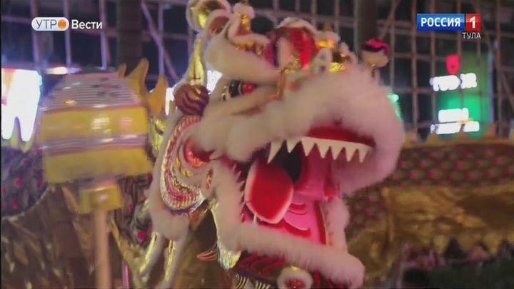 Сегодня отмечается Новый год по лунному (китайскому) календарю