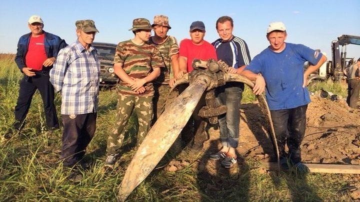 Тульские краеведы выясняют судьбу сбитого летчика