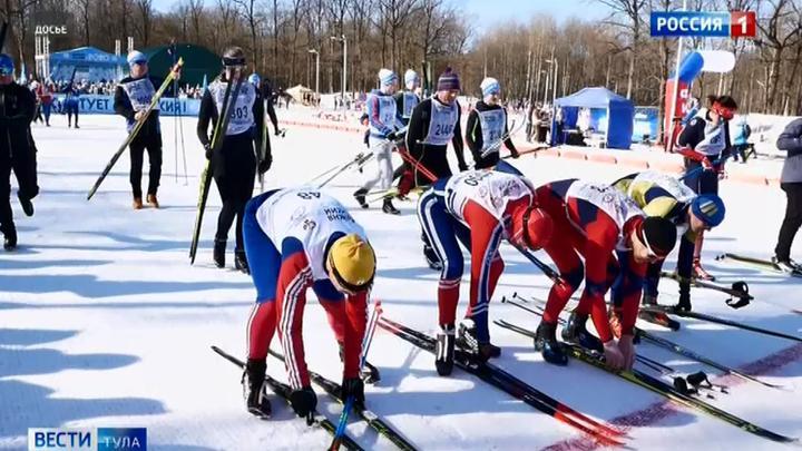 «Лыжня России» соберет в Туле до 4-х тысяч участников
