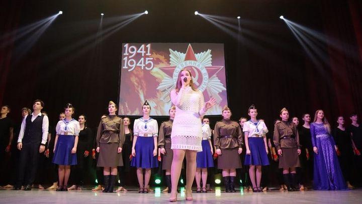 В Новомосковске вспомнили горячий снег Сталинграда