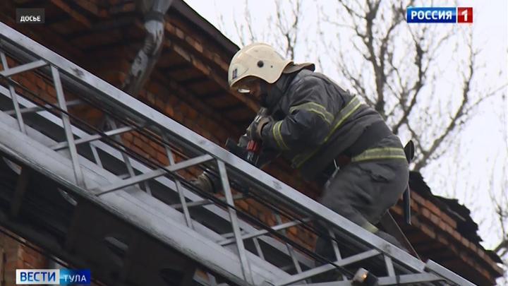 В регионе в 2020 году снизилось число пожаров