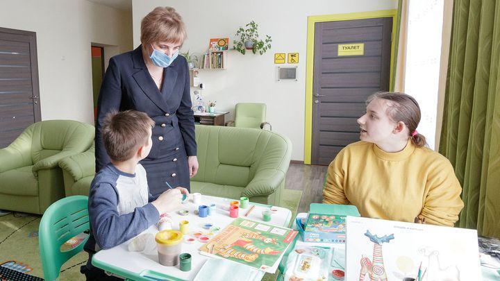В Богородицке после капремонта открыты отделения социальной реабилитации детей