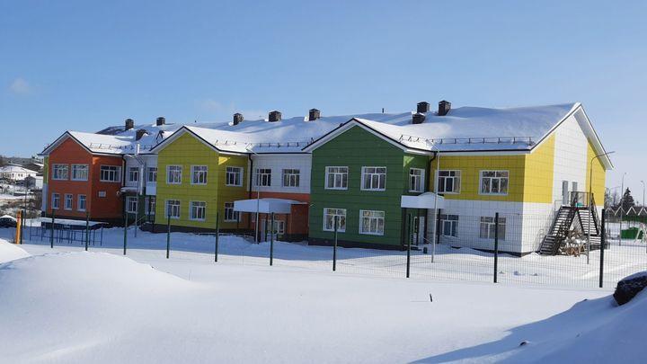 В Ефремове готовят к открытию самый большой в районе детский сад