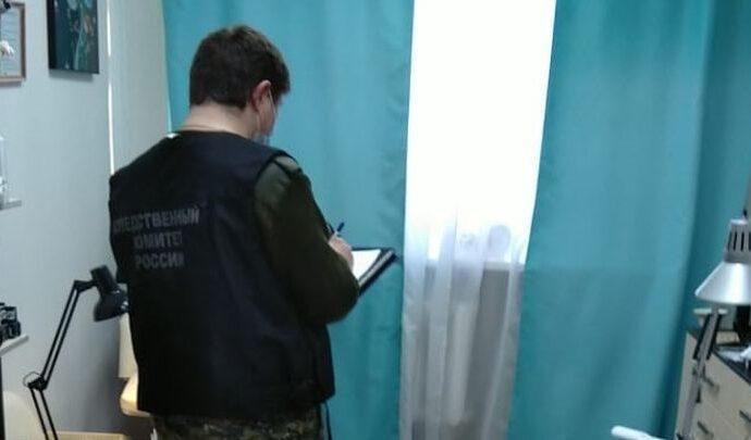 В новомосковском торговом центре застрелена женщина