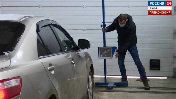 В России пересмотрят требования к фотосъемке автомобилей во время техосмотра