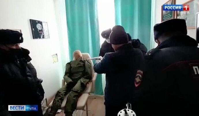 Убийство в маникюрном салоне Новомосковска: подробности