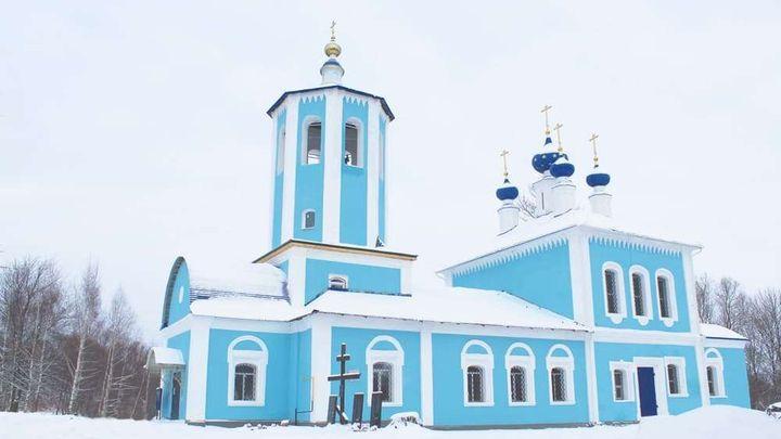 В Венёве возрождают уникальный пятиглавый храм