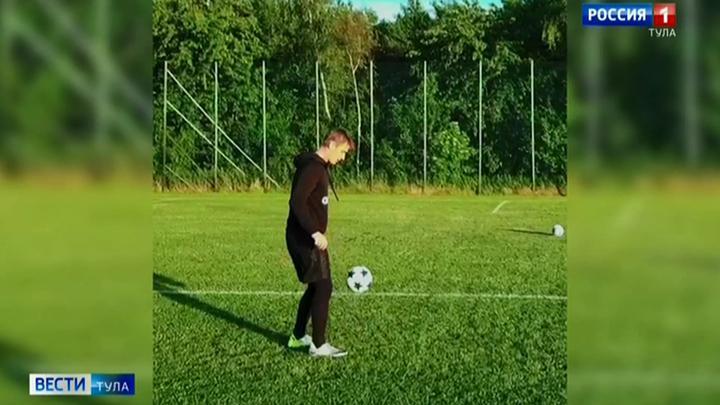 Певец Алексей Воробьев захотел сыграть за «Арсенал»