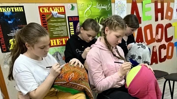 В городе Ефремове прошёл конкурс, посвящённый Международному женскому дню 8 марта