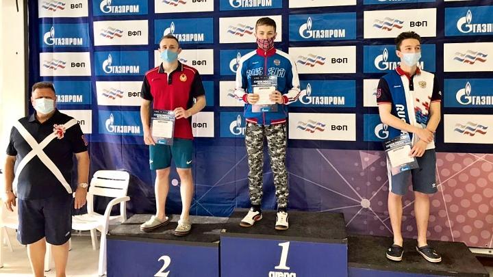 Тульские пловцы завоевали 15 медалей на Кубке России