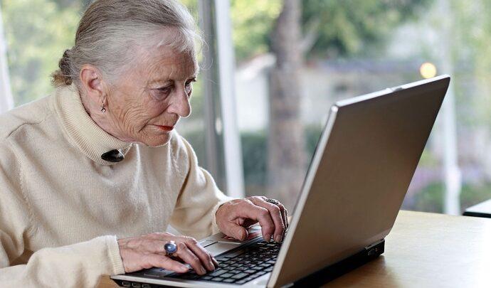 Пенсионер, компьютерная грамотность