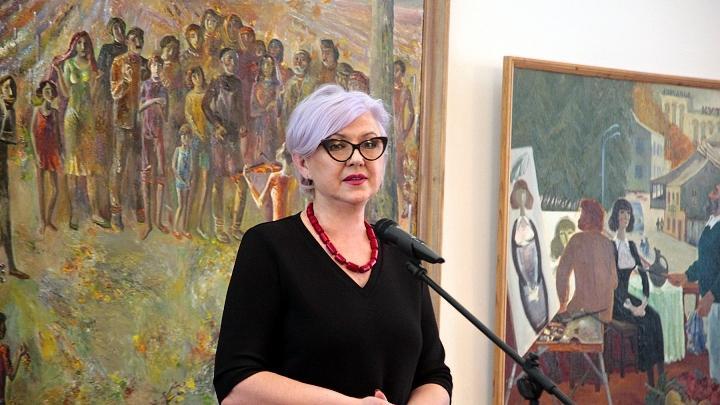Татьяна Рыбкина, министр культуры Тульской области