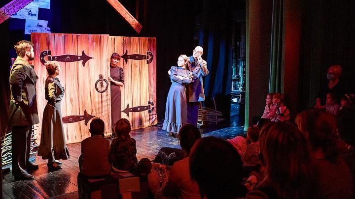 В Тульской области отметили День театра