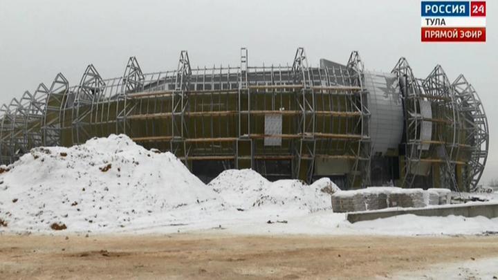 В Туле появятся пять новых спортивных объектов