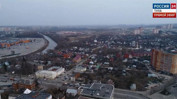 «Новую Тулу» и улицу Макаренко свяжут мост и магистраль