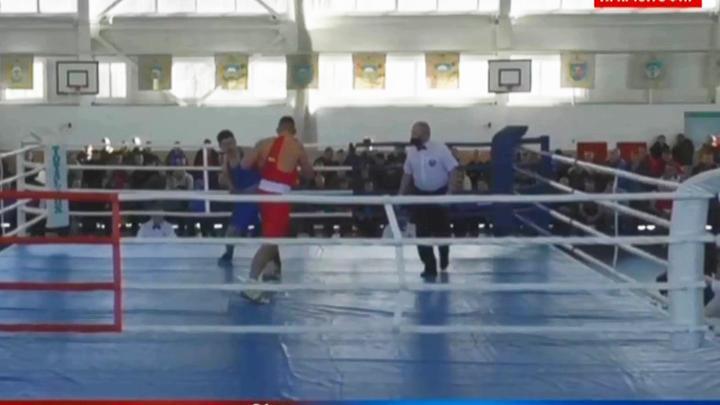 Тульский боксёр стал победителем Всероссийских соревнований