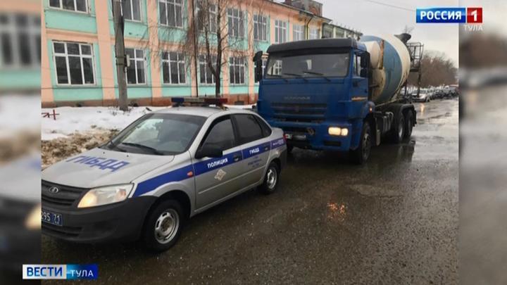 Сотрудники ГИБДД выявили почти 150 нарушителей среди водителей грузовиков