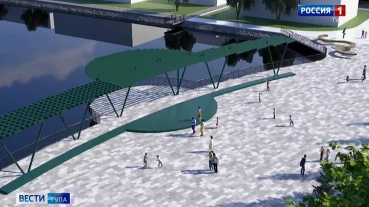 Туляки проголосуют за лучший дизайн-проект общественных пространств