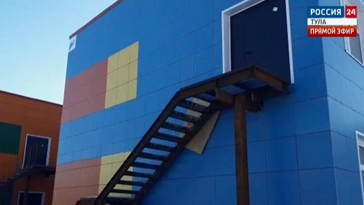 Ревякинцы ждут открытия детского сада