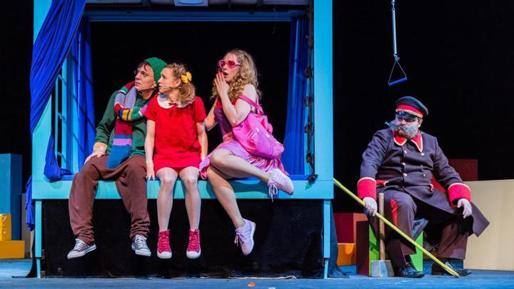 Детский театральный фестиваль пройдёт в «Ясной Поляне»