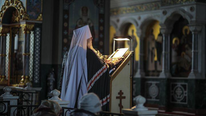 В тульских храмах началось чтение канона Андрея Критского
