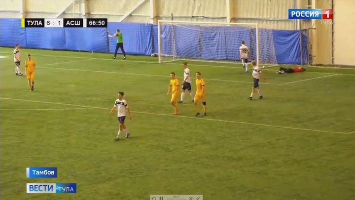 Юные «арсенальцы» стали победителями финального этапа первенства Союза федераций футбола «Центр»