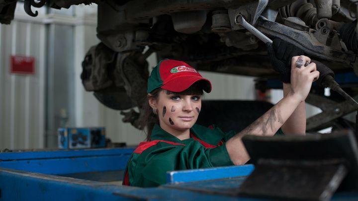 В Туле самой высокооплачиваемой вакансией стал автослесарь