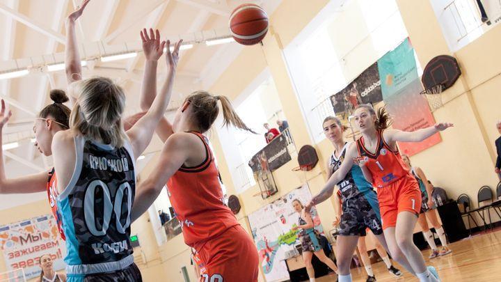 Тульские баскетбольные команды завершают регулярный сезон