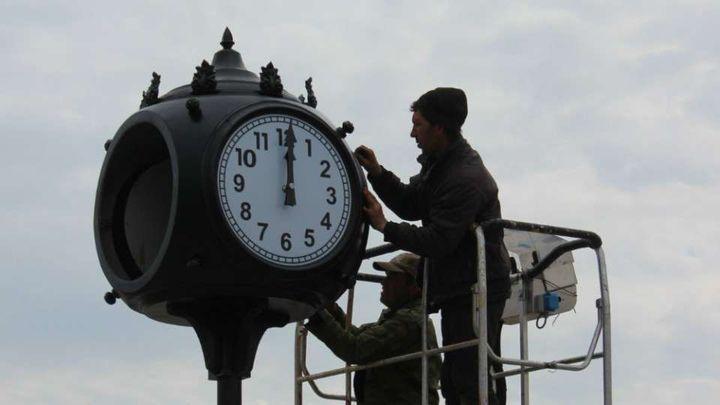В Заокский вернули главный символ посёлка