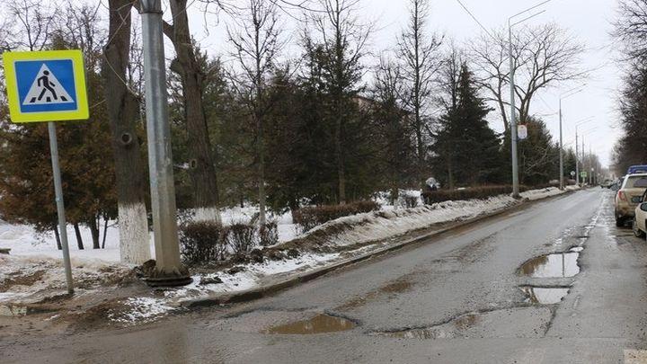 В Новомосковске дороги переделают после ремонта