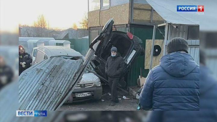 В Тульской области два ДТП закончились смертельным исходом