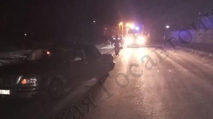 В Новомосковске мужчина погиб после наезда «Волги»
