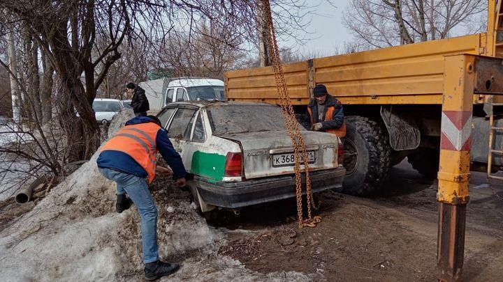 В Туле прошла очередная эвакуация забытых машин