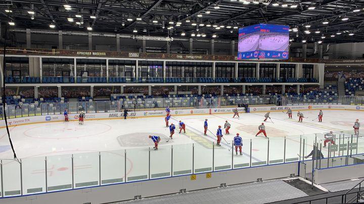 В Тульской области будет создана команда Высшей хоккейной лиги
