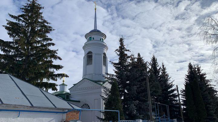 В Каменском районе возрождают Свято-Сергиевский храм